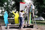 Sculpture Symposium at the Municipality of Karditsa, 2005