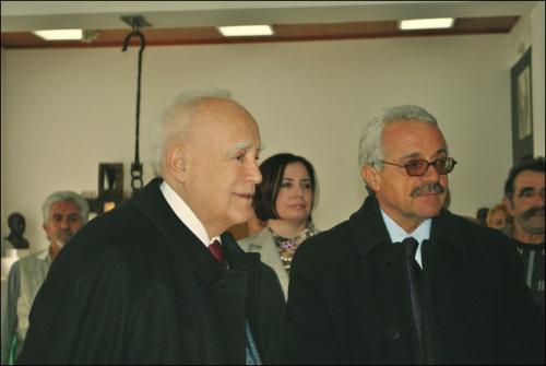 Επίσκεψη Προέδρου Δημοκρατίας κ. Κάρολου Παπούλια - 22/02/2010