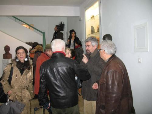 Επίσκεψη του Επιμελητηρίου Εικαστικών  Τεχνών Ελλάδος