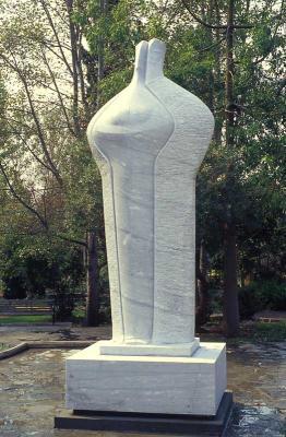 Sculpture Symposium in Kalamata, 2000