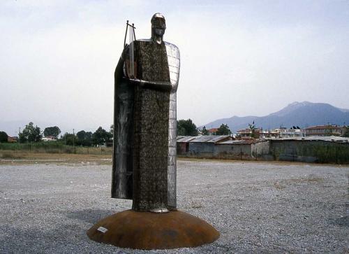 Sculpture Symposium in Katerini, 2006