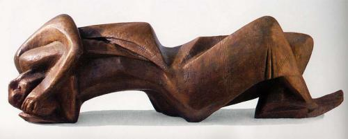 Erotic figure, 1986